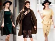 Thời trang - Cách mix váy và áo khoác đẹp cho nữ công sở tuổi 30 xinh tươi đón Xuân