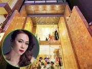 Nhà đẹp - Ngắm biệt thự của 3 nữ ca sĩ độc thân xinh đẹp, quyến rũ nhất làng sao Việt