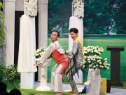 """Làng sao - Trịnh Thăng Bình phát ngôn """"sốc"""" tại Ơn giời: """"Trấn Thành 3D mà vẫn cưới vợ"""""""