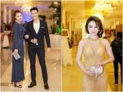 Trà Ngọc Hằng, Minh Anh, Hoàng Thu nổi bật khi đi trao giải thưởng điện ảnh