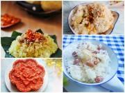 Bếp Eva - Thêm 4 món xôi ngon, dễ làm cho bữa sáng