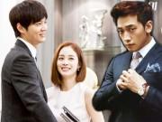 """Bỏ rơi Bi Rain, Kim Tae Hee bất ngờ nổi cơn ghen vì tài tử phim """"Thiên tài lang băm"""""""