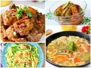 Bếp Eva - Bữa cơm cuối tuần dễ nấu mà ngon