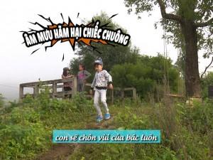 Tập 7 Bố ơi! Mình đi đâu thế mùa 4: Chíp và Kitty âm mưu làm hỏng đồ của BTC