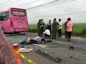 Ảnh: Hiện trường khủng khiếp vụ tai nạn khiến 6 người chết tại chỗ ở Tây Ninh