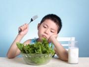 Làm mẹ - Bé 6 tuổi nhẹ cân, lười ăn nên làm thế nào?