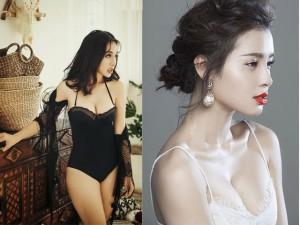 Đọ vòng một nóng bỏng của những nàng Trinh nổi tiếng nhất showbiz Việt