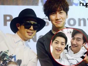 Sát ngày Song Joong Ki kết hôn, bạn thân Lee Kwang Soo vẫn chạy show tại Việt Nam