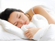 10 tuyệt chiêu giúp mẹ bầu ngủ ngon hơn trong suốt thai kỳ