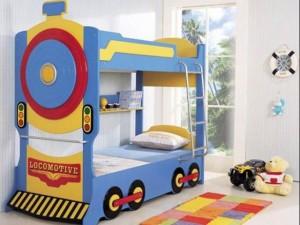 Những mẫu giường tầng cho bé khiến người lớn cũng phải ghen tỵ