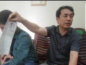 """""""Lô mỹ phẩm trị giá 11 tỷ đồng của công ty TS Việt Nam chắc chắn là hàng giả"""""""