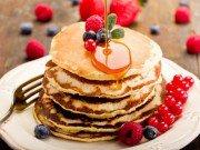 Clip Eva - Bánh pancake với chảo chống dính mẹ làm bao nhiêu bé cũng ăn hết sạch