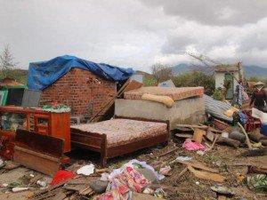 Hậu bão số 12: Tin đồn ác nghiệt làm người dân vùng bão thêm hoang mang