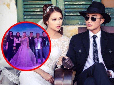 """Đám cưới """"Trần Tú - Người phán xử"""": Công Lý cùng bạn gái và đồng nghiệp tưng bừng tới dự"""