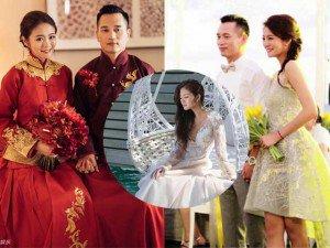 Lấy đại gia Macau chưa được bao lâu, An Dĩ Hiên bị khui chuyện phải làm mẹ kế