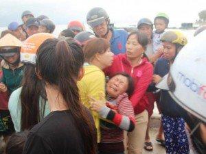 Người chết do bão số 12 ở Khánh Hòa tăng lên không ngừng