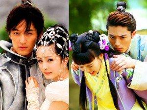 13 cặp đôi Hoa Ngữ phim giả tình... giả nhưng khán giả cứ tin sái cổ (P.2)