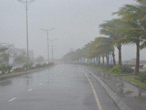 Thông tin mới nhất về cơn bão số 13 đang hướng vào Quảng Trị đến Thừa Thiên Huế