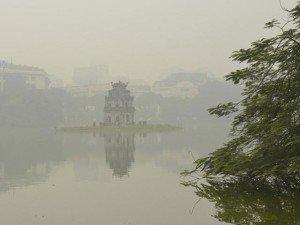 Tin mới thời tiết 12/11: Diễn biến mới về bão số 13, Hà Nội sáng sớm có sương mù