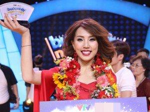 Gái một con từng mắc u nang Thanh Huyền đoạt ngôi Quán quân Bước nhảy ngàn cân 2017