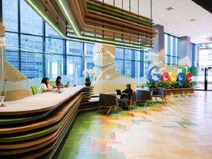 """Văn phòng đầy mê hoặc như """"tổ hợp giải trí"""" của Google Singapore"""