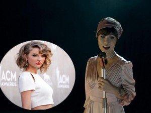 """Uyên Linh mỉa mai nói Taylor Swift là """"con rắn háo trai"""""""