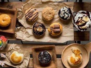 Món quà đầy màu sắc mang tên Donut