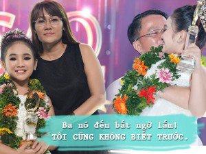 Mẹ của con gái nuôi cố nghệ sĩ Khánh Nam tiết lộ về cuộc gặp giữa bé với bố ruột