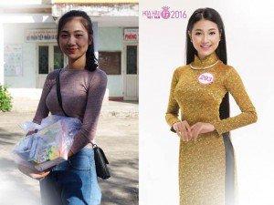 Hai mỹ nhân của Hoa hậu Việt Nam lặng lẽ đi từ thiện tại Quảng Nam