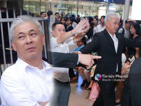 Chuyện ít biết về diễn viên Văn Tùng - người bảo vệ So Ji Sub suốt 2 ngày hôm nay