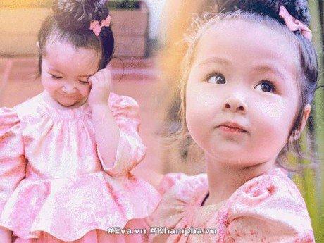 Chỉ một hành động nhỏ, con gái Elly Trần đánh cắp trái tim bao cư dân mạng
