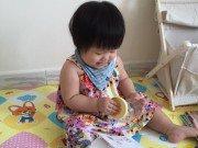 Làm mẹ - Mẹ Việt ở Dubai tự chế trò chơi cực đơn giản giúp con thông minh hơn