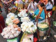 """Bếp Eva - """"Ngắm đã mắt, ăn đã miệng"""" ở gánh xôi 30 năm tuổi đẹp nhất Sài Gòn"""