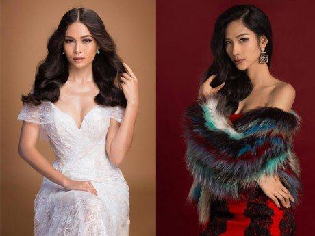 Dàn mỹ nhân đình đám Việt Nam động viên Nguyễn Thị Loan trước chung kết Miss Universe