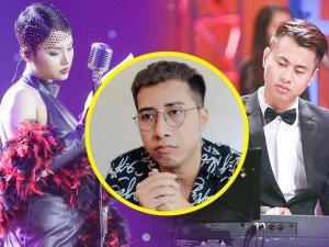 Đồng đội nam đập bàn bảo vệ Miu Lê khi nhạc sĩ Dương Cầm tiếp tục chê bai