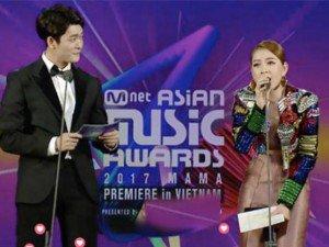 Mặc khán giả la hét phản đối, Chi Pu vẫn quyết hát live tiếng Hàn ngay trên sân khấu MAMA