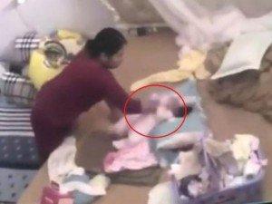 Bé gái 1 tháng tuổi bị giúp việc bạo hành có nguy cơ sang chấn tâm lý như thế nào?