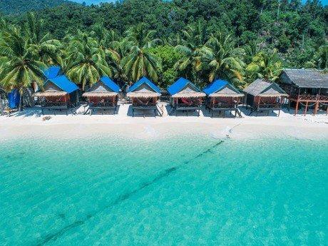 Du lịch Campuchia: Khám phá đảo Koh Rong và Koh Rong Samloem tuyệt đẹp