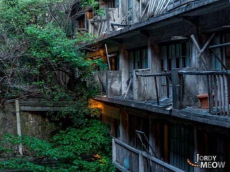 Thành phố bỏ hoang Hashima - tàn tích của một Nhật Bản hiện đại