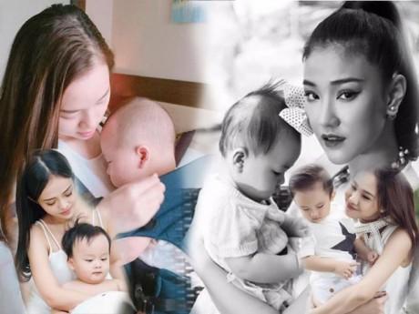 Những mỹ nhân Việt từng bị ruồng bỏ ngay trong lúc mang bầu