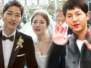 Song Joong Ki tới Hongkong tham dự MAMA, Song Hye Kyo bí mật đặt khách sạn ở cùng chồng