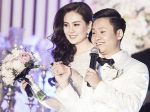 """MC Mai Ngọc kỷ niệm ngày cưới: """"12 năm quen biết, 1 năm sống chung, thật cảm ơn anh"""""""