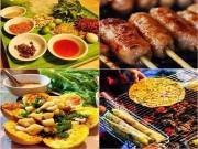 Du lịch - Những món ăn không thể bỏ qua khi đến Festival hoa Đà Lạt 2017