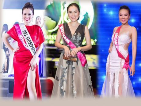 Thông báo bỏ thi, Phương Lê vẫn vượt mặt Dương Yến Ngọc đăng quang Hoa hậu