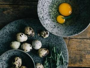 Chỉ là trứng thôi mà, có cần đẹp đến mức này không?