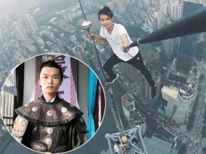 Quay nhiều clip mạo hiểm trên các tòa cao ốc, Ngô Vịnh Ninh từng bị cảnh sát bắt giữ