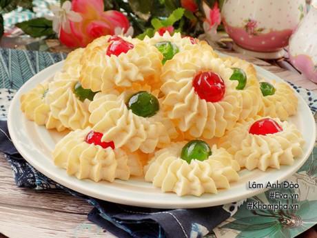 Bánh quy sữa tuyệt ngon đón Giáng Sinh