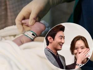 """38 tuổi, nữ phát thanh viên của """"Thời quá khứ"""" Chae Rim lần đầu làm mẹ"""