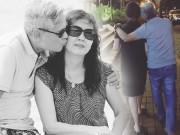 Giải trí - Tình cảm ngọt ngào hiếm có của bố mẹ ruột Phạm Quỳnh Anh dù đã lên chức ông bà