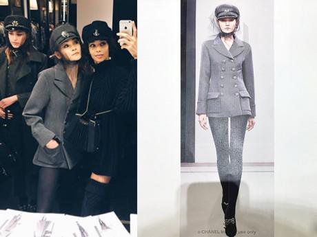 HOT: Thùy Trang, chân dài Việt chính thức sải bước trên sàn diễn danh giá của Chanel!